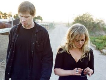 Isobel Campbell & Mark Lanegan artist photo