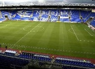 Madejski Stadium artist photo