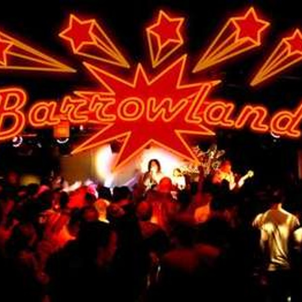 Barrowland (1 & 2) Events