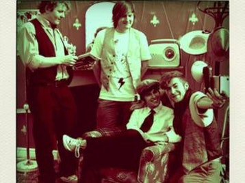 Jackson & The King Kickers + Flash Bang Band picture