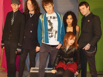 The Cute Lepers artist photo