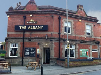 Albany Pub venue photo