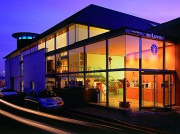 An Lanntair Arts Centre venue photo
