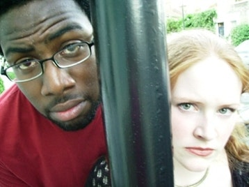 Comic Boom: Ginger & Black picture