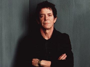 Lou Reed artist photo