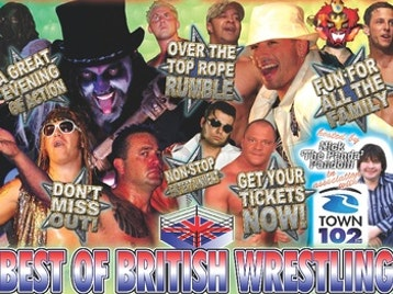 Best of British Wrestling artist photo