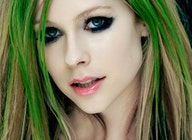 Avril Lavigne artist photo