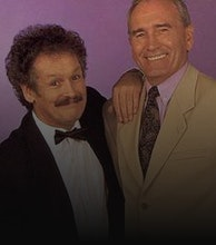 Cannon & Ball artist photo