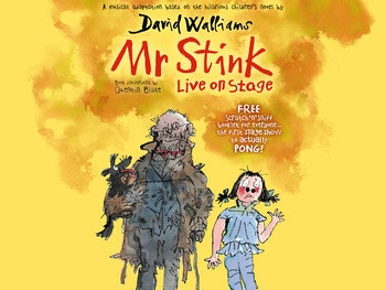 Mr Stink Tour Dates