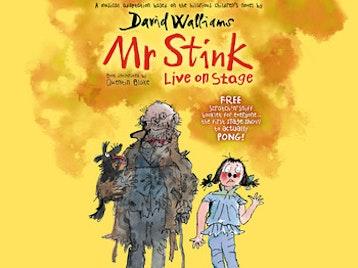 Mr Stink artist photo
