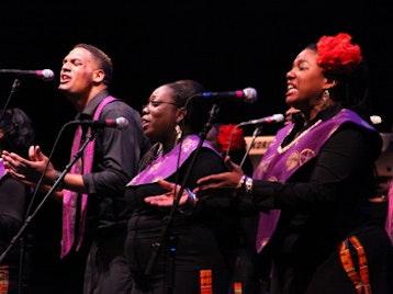 Harlem Gospel Choir artist photo