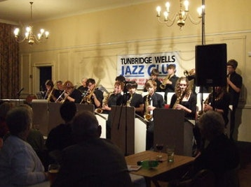 Tunbridge Wells Jazz Club at Masonic Centre venue photo
