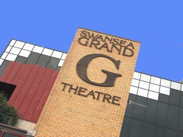 Swansea Grand Theatre and Arts Wing venue photo