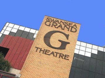 Swansea Grand Theatre and Arts Wing picture