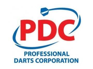BetVictor World Matchplay Darts artist photo