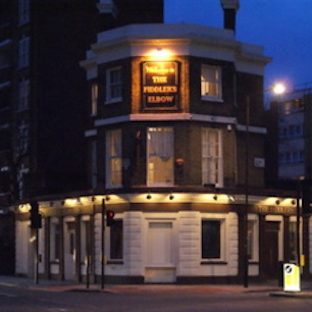 The Fiddlers Elbow Events