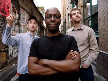 Robert Mitchell Trio artist photo