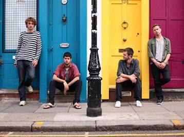 Portico Quartet artist photo