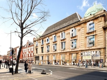 Hackney Picturehouse venue photo