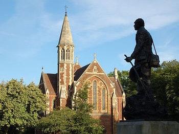 The Chapel, Shrewsbury School venue photo