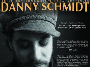 Danny Schmidt artist photo