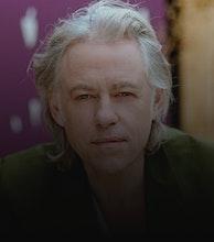 Bob Geldof artist photo