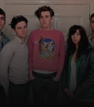 Little Green Cars artist photo