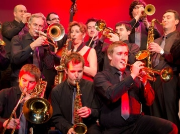 The Big Band At Christmas: The Five Star Swing Band picture