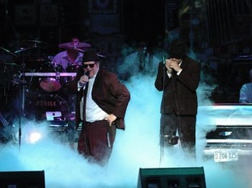 Jake & Elwood's Christmas Party: Jake & Elwood picture