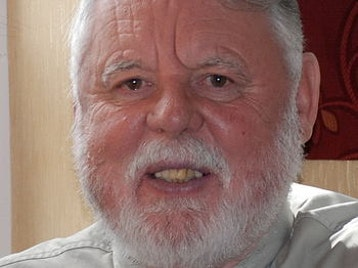 Time In Solitude With Terry Waite: Terry Waite picture