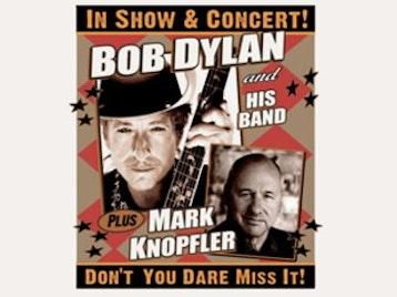 Bob Dylan + Mark Knopfler picture