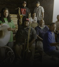 Soul Rebels artist photo