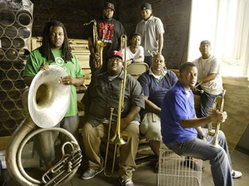 Soul Rebels artist photo