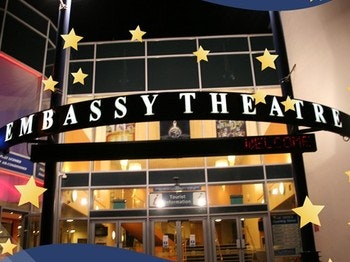 Embassy Theatre Events