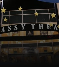 Embassy Theatre artist photo