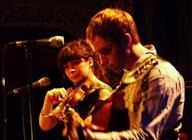 Jonny Kearney & Lucy Farrell artist photo