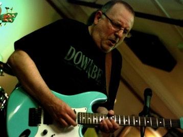 Ronnie Greer Blues Band artist photo