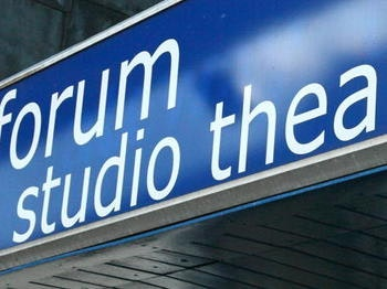 The Forum Studio Theatre Events