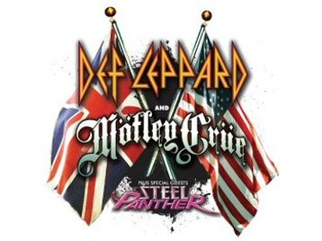 Def Leppard + Motley Crue + Steel Panther picture