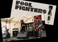 Fool Fighters artist photo