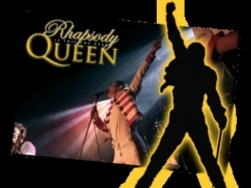 Rhapsody - Queen Tribute artist photo
