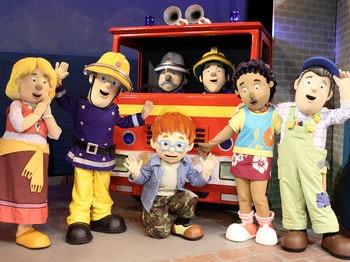 Fireman Sam Tour Dates