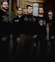 The Black Dahlia Murder artist photo