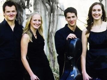 Navarra String Quartet artist photo
