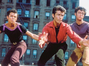 Film promo picture: West Side Story