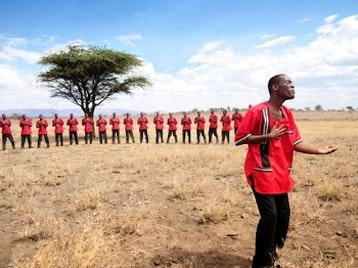 Kenyan Boys Choir artist photo
