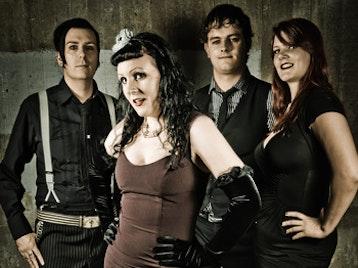 Zeitgeist Zero + Bad Pollyanna + The Jan Doyle Band picture