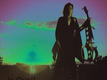 Jo Quail artist photo