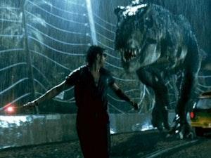 Film promo picture: Jurassic Park