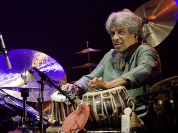 Trilok Gurtu artist photo